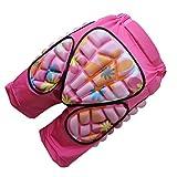 Abaodam 3D-Schutz, Hüft-Gesäß, EVA-Polsterung, kurze Hose, Gear Guard, Schlagpolster für Ski, Eislaufen, Snowboard, XS