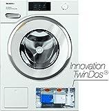 Miele WSR 863 WPS Frontlader Waschmaschine / 9 kg / großes Touch-Display /automatische Dosierung - TwinDos / QuickPowerWash / Vernetzung / Waterproof-System /AllergoWash / 1600 U/min[Energieklasse A]
