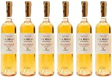 6x 0,75l Samos'Vin Doux' Likörwein weiß süß P.D.O. | 15% Vol. | Samos Wein | + 1 x 20ml Olivenöl'ElaioGi' aus Griechenland