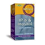 Enzymatic Therapy | Cell Forte | IP-6 & Inositol | 120 vegetarische Kapseln | Immunsupp