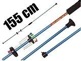 G8DS Zerlegbares Sport ALU Präzisions Blasrohr +12 Dart Pfeile 155cm