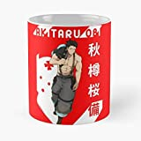 Season Tamaki Force Plush Fire Crunchyroll 2 Characters Best 11 Ounce Ceramic Coffee Mug Best 11 oz Kaffeebecher - Nespresso Tassen Kaffee Motive !