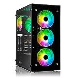 Memory Gaming PC AMD Ryzen 5 3600X 6X 4.4 GHz, 16 GB DDR4 RAM 3000 MHz, MSI B450 StoreMI, 480 GB SSD, NVIDIA GeForce GTX 1660 SUPER 6GB 4