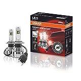 OSRAM NIGHT BREAKER H7-LED; bis zu 220 % mehr Helligkeit, erstes legales LED H7 Abblendlicht mit Straßenzulassung in Deutschland & Österreich