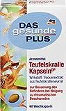 Mivolis Teufelskralle 250mg + Vitamin C+D 1er Pack (60 Kapseln) (Nahrungsergänzungsmittel mit Vitaminen und Teufelskrallenwurzel)