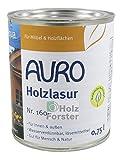 AURO Holzlasur Aqua Nr. 160-90 Weiß, 0,75 L