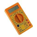 kowaku DT830D Mini Digital Multimeter Tester Überlastschutz Elektriker Werkzeuge - Gelb