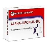 ALPHA-LIPON AL 600 Tabletten zur Behandlung von Missempfindungen bei diabetischer Nervenschädigung, 100 St. Tab
