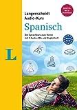 Langenscheidt Audio-Kurs Spanisch - Gratis-MP3-Download inklusive: Der Sprachkurs zum Hören mit 4 Audio-CDs und Beg