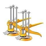 Xisimei Heber Arbeitssparende Arm Handwerkzeugheber Tür Cabinet Jack Tür verwenden Board Lifter - Multifunktionales Reparatur Werkzeug Für Rigipsplatten - Schrankheber Für Türverwendungsbretter