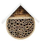 GFYWZ Insekten Lebensraum Haus Outdoor-Garten Dekorative Hölzerne Insektenhotels Für Biene, Schmetterling Und Käfer