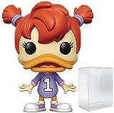Disney: Darkwing Duck – Gosalyn Mallard Funko Pop!-Vinyl-Figur (inklusive kompatibler Popbox-Schutzhülle)