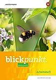 Blickpunkt Biologie - Allgemeine Ausgabe 2020: Arbeitsheft 1
