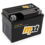 Batterie 12V 5Ah (SLA4L-BS) Rollerbatterie, wartungsfrei versiegelt und vorgeladen ähnlich YTX5L-BS YB4L-B YTX4-BS