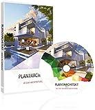 Plan7Architekt Pro 2021 - Profi 2D/3D CAD Hausplaner Software & Architektur Programm zur Erstellung von Grundrissen, inkl. Gartenplaner Raumplaner 3D Visualisierung
