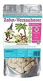 ZWERGNASE Bio-Kräuter Zahn-Verzauberer Pflegesnack für Zähne/Mundhygiene Kokos PUR 180g (5 x 180 g)