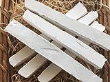 MONASTIC SAWN, Chalk Gesägt, Essbare Chalk Bits (Stücke), Natur für Lebensmittel (Food), 7 oz (210 g)