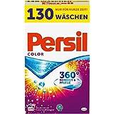Persil Color Pulver, Colorwaschmittel, Professional 360° Reinheit & Pflege, 1er Pack (1 x 130 Waschladungen)