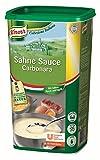 Knorr Sahne Sauce Carbonara 1 kg, 1er Pack (1 x 1 kg)