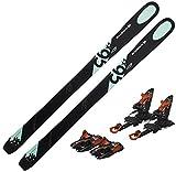 Kästle Ski FX95 189cm Allmountain Freeride Tip&Tail Rocker Tourenski + Bindung Kingpin 13