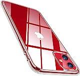 TORRAS Crystal Clear für iPhone 11 Hülle (Immer Transparent & Nicht Gelb) (Ultra Dünn & Leicht) (Weich & Kratzt nicht am Telefon) Hülle iPhone 11 Case Handyülle iPhone 11 Silikon Slim Schutzhü