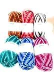 Gruendl Wollpaket Socken 6 STK. versch. Farben, 600g