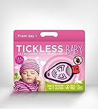 Tickless Baby&Kid Zeckenschutz für Kinder - Pink