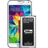 EMNTT-Akku für Samsung Galaxy S5mini, 2500 mAh, verbesserte Ersatz-Technologie