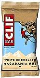 Clif Bar Energieriegel White Chocolate Macadamia Nut, 12er Pack (12 x 68 g)
