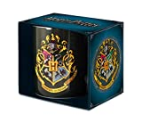 Logoshirt - Film - Harry Potter - Hogwarts - Logo - Porzellan Tasse - Kaffeebecher - farbig - Lizenziertes Originaldesign