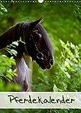Pferdekalender (Wandkalender 2022 DIN A3 hoch)