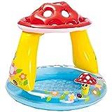 HRRF Aufblasbares Kinderzelt Spielhaus/Indoor Prinzessin Mädchen Kleinhaus Puppenhaus/Paddling Pool
