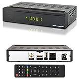 Comag SL40HD SAT Receiver HDTV SL40 HD Satelliten Receiver Empfänger Tuner schwarz USB 2.0, DVB-S2, HDMI+ vorprogrammiert Astra 1080p digital digitaler Satellitenreceiver SL 40