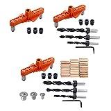 unknows Loch-Locator, adaptive Plankenstärke, Holzbearbeitung, Stichsäge, 2-in-1 Stanz-Positionierer