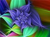JBZC Puzzle 5000 Teile für Erwachsene Jugendliche Blume-5000. Pädagogische 5000 Teile Puzzles für Teens Kinderhirn Puzzle Kreative Dekoratives Puzzle Familienspiele