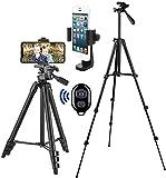 Handy Stativ Smartphone Kamera Stative Lightweight Tripod Ständer für iPhone Stativ Samsung Halter Halterung Leichtes Kamera-Dreibeinstativ