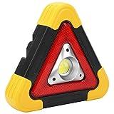 DAUERHAFT ABS Kunststoff Rahmen Lampe Perlen Design Auto Warndreieck Lampe für Familie