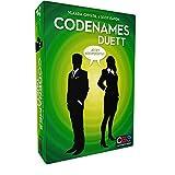 Asmodee Codenames Duett, Familienspiel, Ratespiel, Deutsch