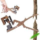 CSYHJRS Multifunktions-Gartengeräte Baumschule Obstbaumschnitt Schere Schere, Pflanzenzweig Zweig Rebe Obstbaum Gartenschere mit 10 Pfropfbändern, für Gartenpfropfen