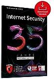 G DATA Internet Security 35 Jahre Sonderedition: 5 Geräte, 1 Jahr - Digitaler Download   Kompatibel mit Windows, Mac, Android und iOS - zukünftige Updates inklusive