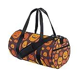 DragonSwordlinsu Coosun Sporttasche mit Kürbismuster, für Damen und Herren