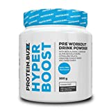 PROTEIN.BUZZ Hyper Boost, 390 g, berry-lime