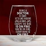 Weinglas ohne Stiel, lustiges Geschenk für Damen und Herren, zum Schulabschluss, 480 ml