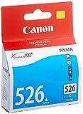 Canon Tintenpatrone CLI-526 C cyan - 9 ml für PIXMA Drucker ORIGINAL