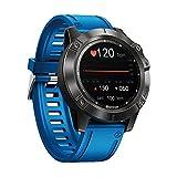 N \ A Smart Watch für Männer, Frauen, Fitnessuhr mit Schlafmonitor, Schritt- / Kalorienzähler, 1,3-Zoll-Touchscreen, wasserdichtes IP67-Gehäuse für Android- und IOS-Telefone
