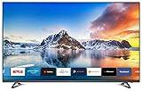 DYON Movie Smart 55 XT 138,7 cm (55 Zoll) Fernseher (4K Ultra-HD Smart TV, HD Triple Tuner (DVB-C/-S2/-T2), Prime Video, Netflix & HbbTV) [Modelljahr 2020]