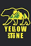 Yellow Stone: National Park Notebook Journal