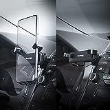 Quercos. Handyhalterung für Auto, Lüftungsgitter, Universal-Handyhalterung, Auto, extra stark und verstellbar.