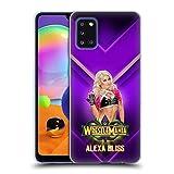 Head Case Designs Offiziell lizenzierte WWE Alexa Bliss Wrestlemania 34 Superstars Soft Gel Schutzhülle kompatibel mit Samsung Galaxy A31 (2020)