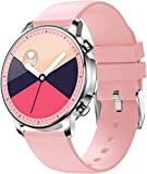 Smart Watch IP67 Wasserdicht Full Touch Fitness Tracker Blutdruck Frauen Smartwatch-Di